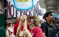 В США подозревают, что Кремль устраивает фейковые протесты против сланцевого газа