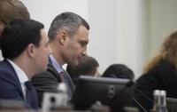 Кличко вимагає від депутатів підтримати рішення щодо охорони дитсадків та шкіл Києва