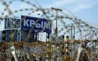 У оккупантов в Крыму приключилось ДТП с военными (видео)