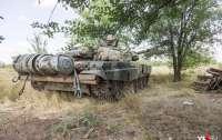 Российские солдаты так охраняли танк, что он оказался на мусорной свалке (фото)