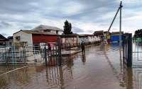Более 10 баз отдыха затопило в курортном поселке на Азовском море