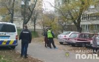 В Киеве парень подорвал себя под домом бывшей возлюбленной