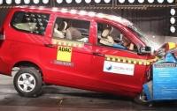 Определен самый небезопасный автомобиль в мире (видео)