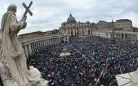 Папа Римский обратил внимание на женщин