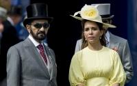 Принцесса Хайя попросит признать заключение брака с шейхом принудительным