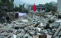 В Китае произошло землетрясение, есть жертвы