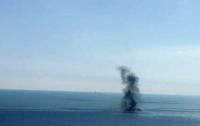В Красном море горит паром с более чем тысячей пассажиров на борту