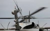 Падение вертолета в Алжире: пять погибших