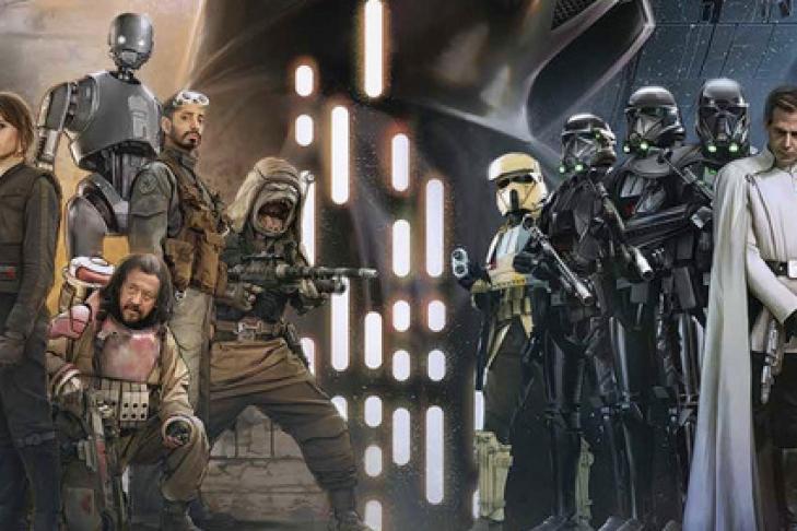 Уфильма «Изгой-один: Звездные войны. Истории» небудет продолжения