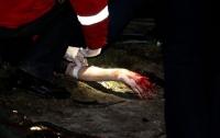 В Киеве до смерти забили женщину