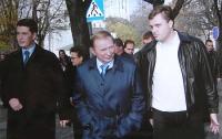 Левочкина устраивает версия Кучмы об убийстве Гонгадзе