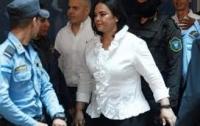 Суд Гондураса приговорил к 58 годам тюрьмы бывшую первую леди страны