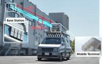 Компании Mitsubishi и NTT DoCoMo установили рекорд по скорости 5G-связи с движущимся абонентом