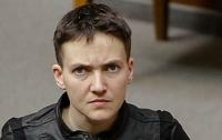 Суд разрешил подозреваемой в терроризме Савченко претендовать на место в новом парламенте