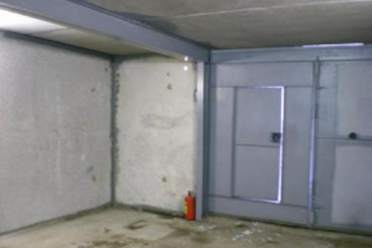 Строительство гаража из плит своими руками