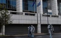 Неизвестные взорвали здание суда в Афинах
