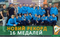 Украинские боксеры побили рекорд