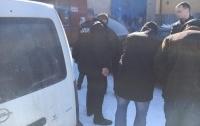 На Львовщине оперативники СБУ задержали на взятке