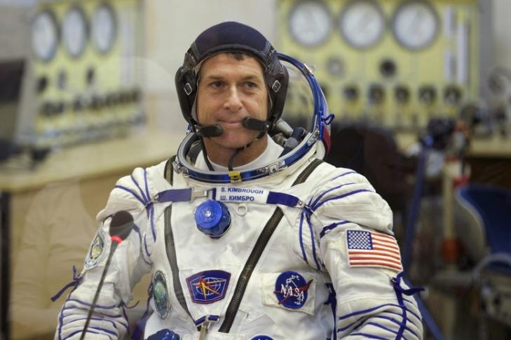 Астронавт проголосовал запрезидента США изкосмоса