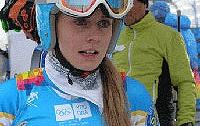 Украинская горнолыжница получила травму в Инсбруке