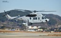 В Южной Корее разбился военный вертолет, много погибших