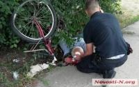 На Николаевщине нашли велосипедиста с проломленной головой