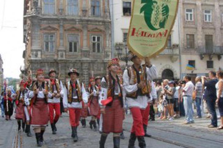 Фестиваль львов