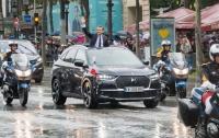 Кроссовер Citroen стал официальным автомобилем президента Франции