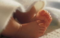 На Буковине родился ребенок с двумя головами