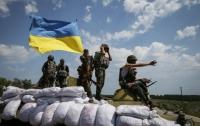 В результате действий украинских войск уничтожено не менее 100 российских военнослужащих и террористов
