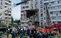 Под Москвой взорвался дом, есть немало жертв (видео)