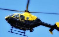 Неизвестные обстреляли полицейский вертолет в Чили