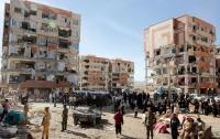 В Иране объявлен траур по жертвам землетрясения