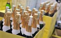 Производители шампанского резко сокращают заработки