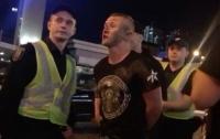 Пострадавшие во время драки фанаты