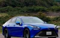 Toyota презентовали эко-водородный седан