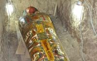 В Китае нашли могилу с 500-летними мумиями