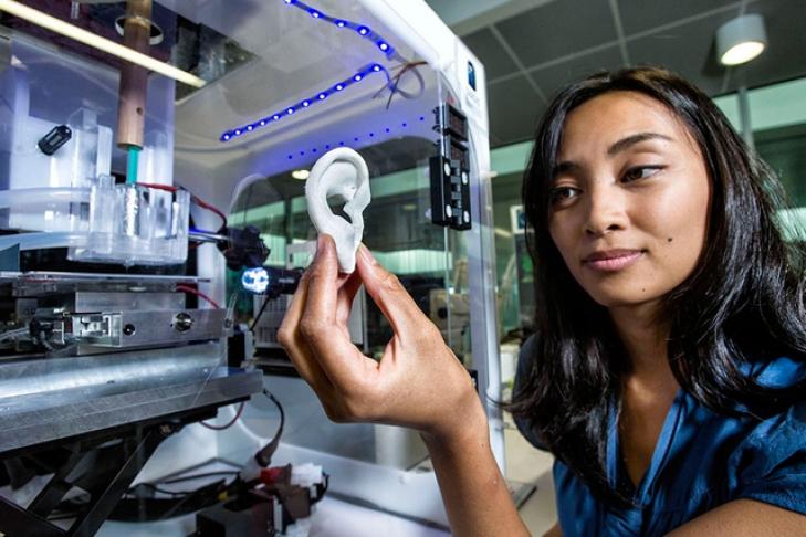 «Биофабрика» вАвстралии будет печатать человеческие органы на3D-принтере