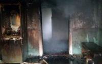 В Винницкой области мужчина сгорел в собственной постели