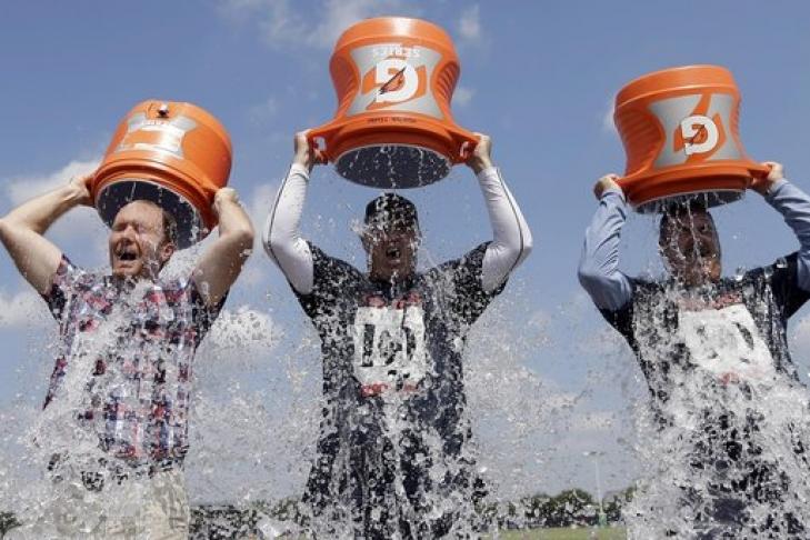 Скончался мужчина, ради которого затевался Ice Bucket Challenge