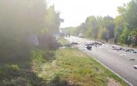 На Донбассе произошло жуткое ДТП: погибли пять человек