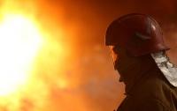 Под Киевом мужчина покурил в кровати и устроил пожар