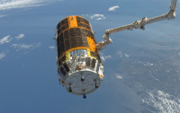 Японский космический беспилотник состыковался с МКС