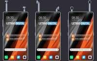Xiaomi передбачила місце для бездротових навушників у смартфоні