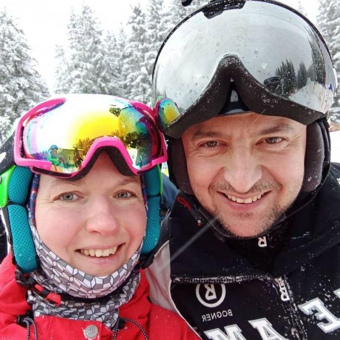 Зеленский покатался на лыжах и поучил украинцев, как нарушать все правила МОЗ