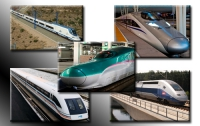 Топ-5 самых быстрых поездов в мире (ФОТО)