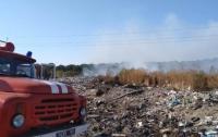 Под Киевом произошло сразу два жутких пожара