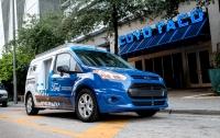 Ford приступил к тестированию беспилотного коммерческого автомобиля для доставки