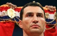 Владимир Кличко назвал условия возвращения на ринг