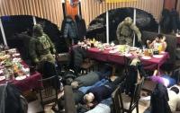В Мариуполе полиция сорвала уголовную сходку